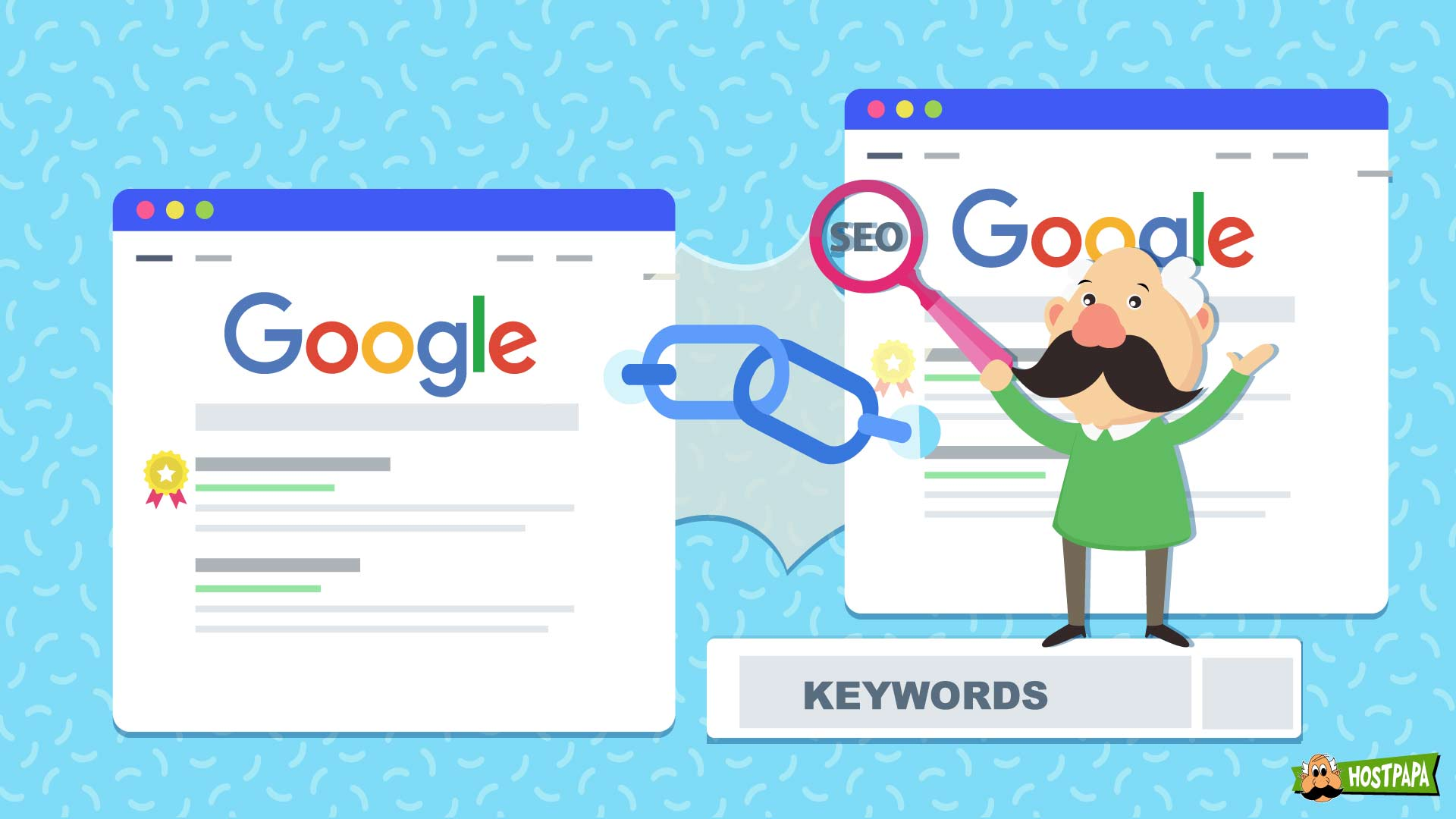 Support SEO -  Increase your website's value